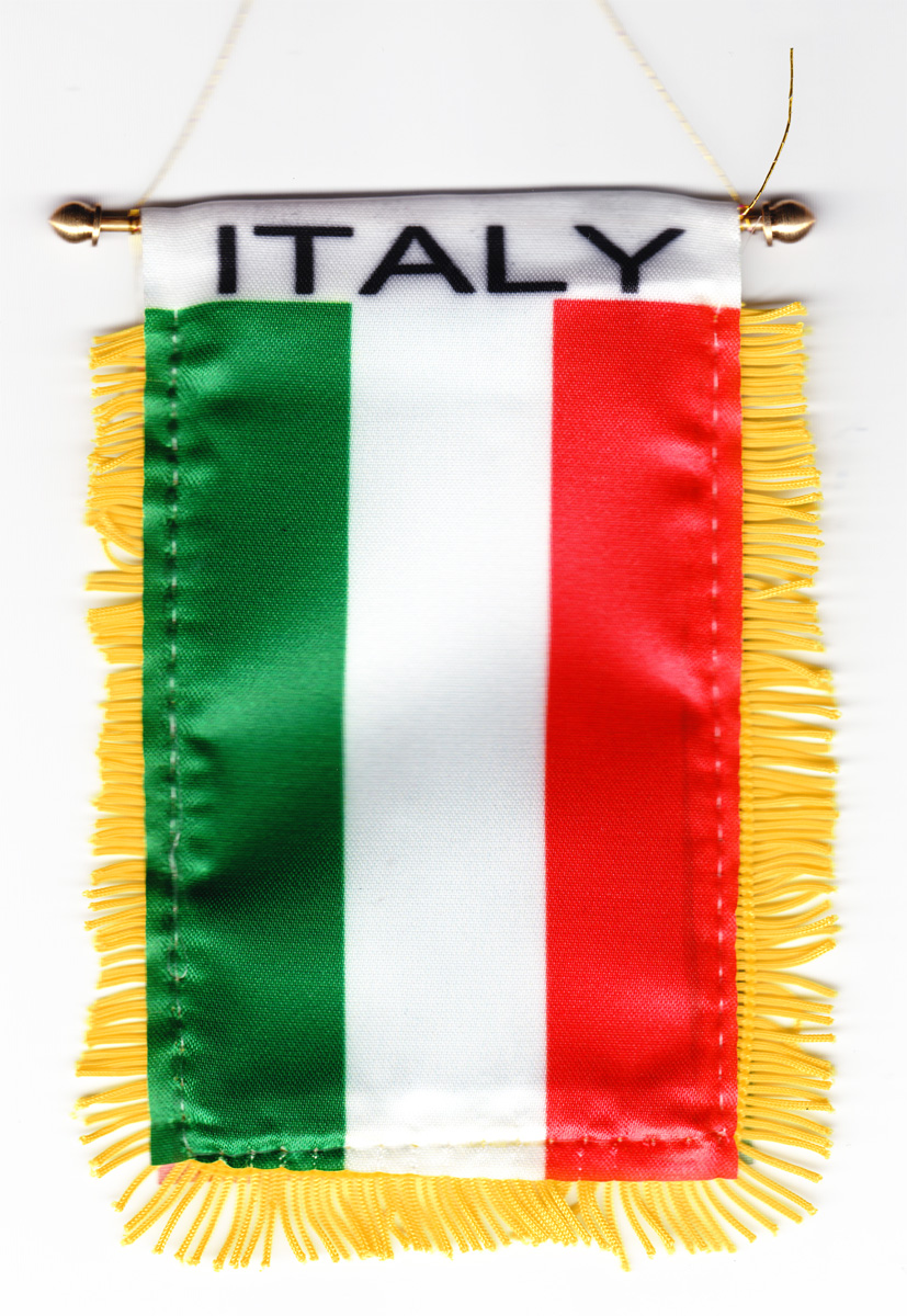 Buy Italy Window Hanging Flag Flagline