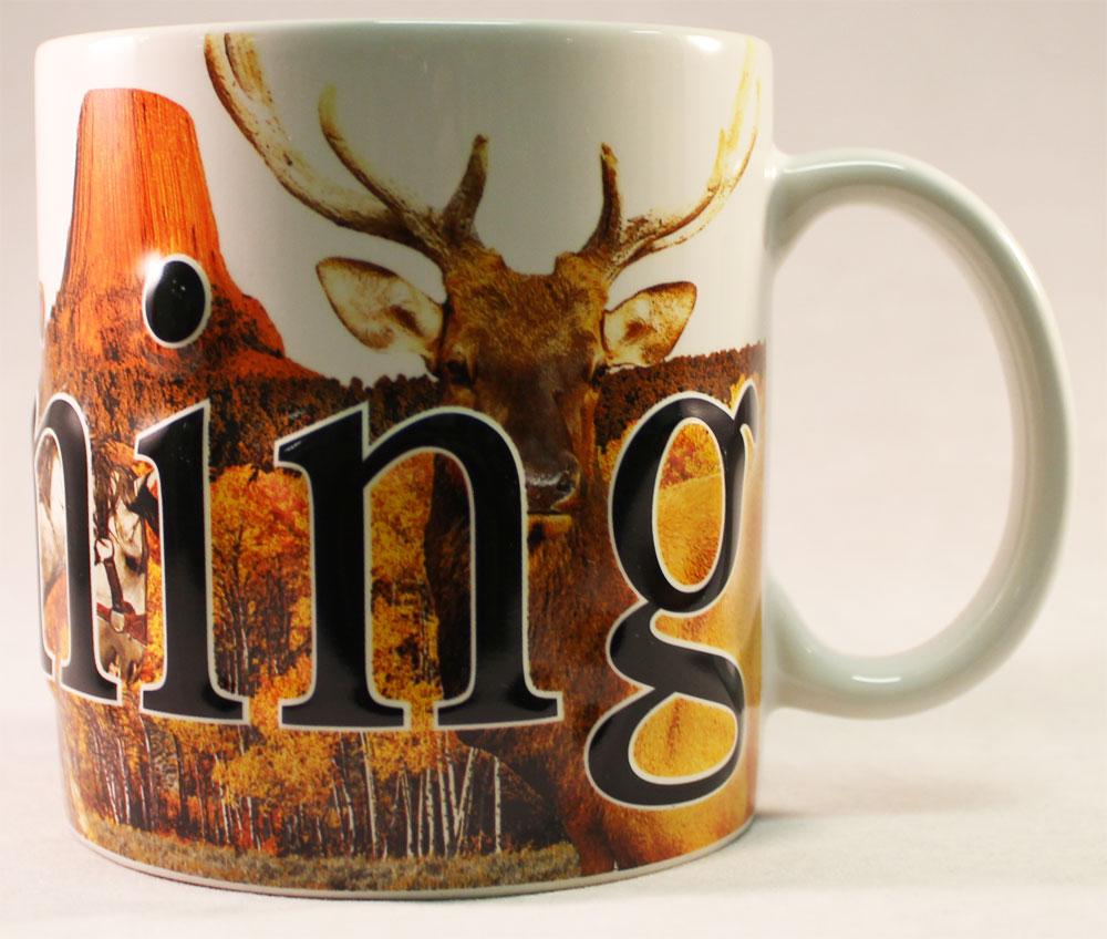 Buy Wyoming Coffee Mug