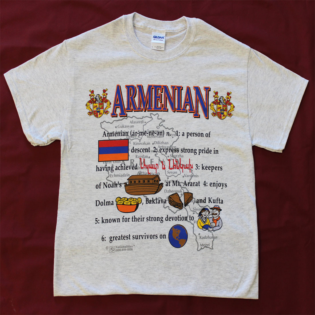 Buy Definition: Buy Armenia Definition T-Shirt
