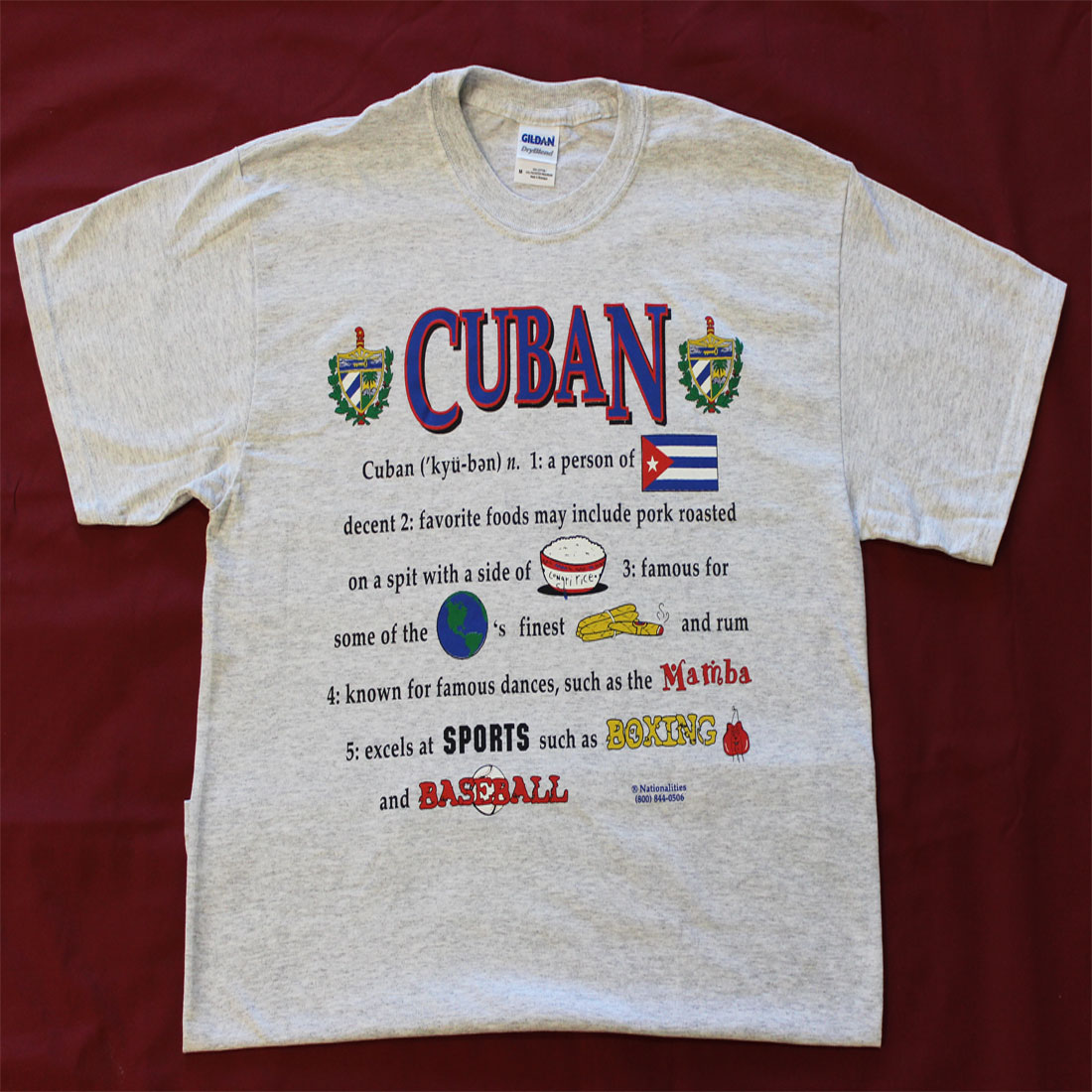 Buy Definition: Buy Cuba Definition T-Shirt
