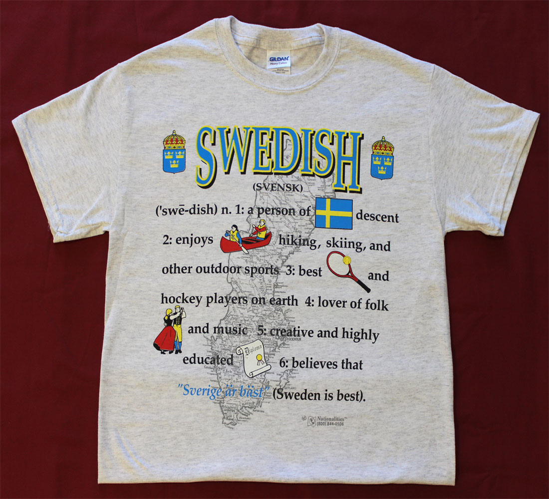 Buy Definition: Buy Sweden Definition T-Shirt