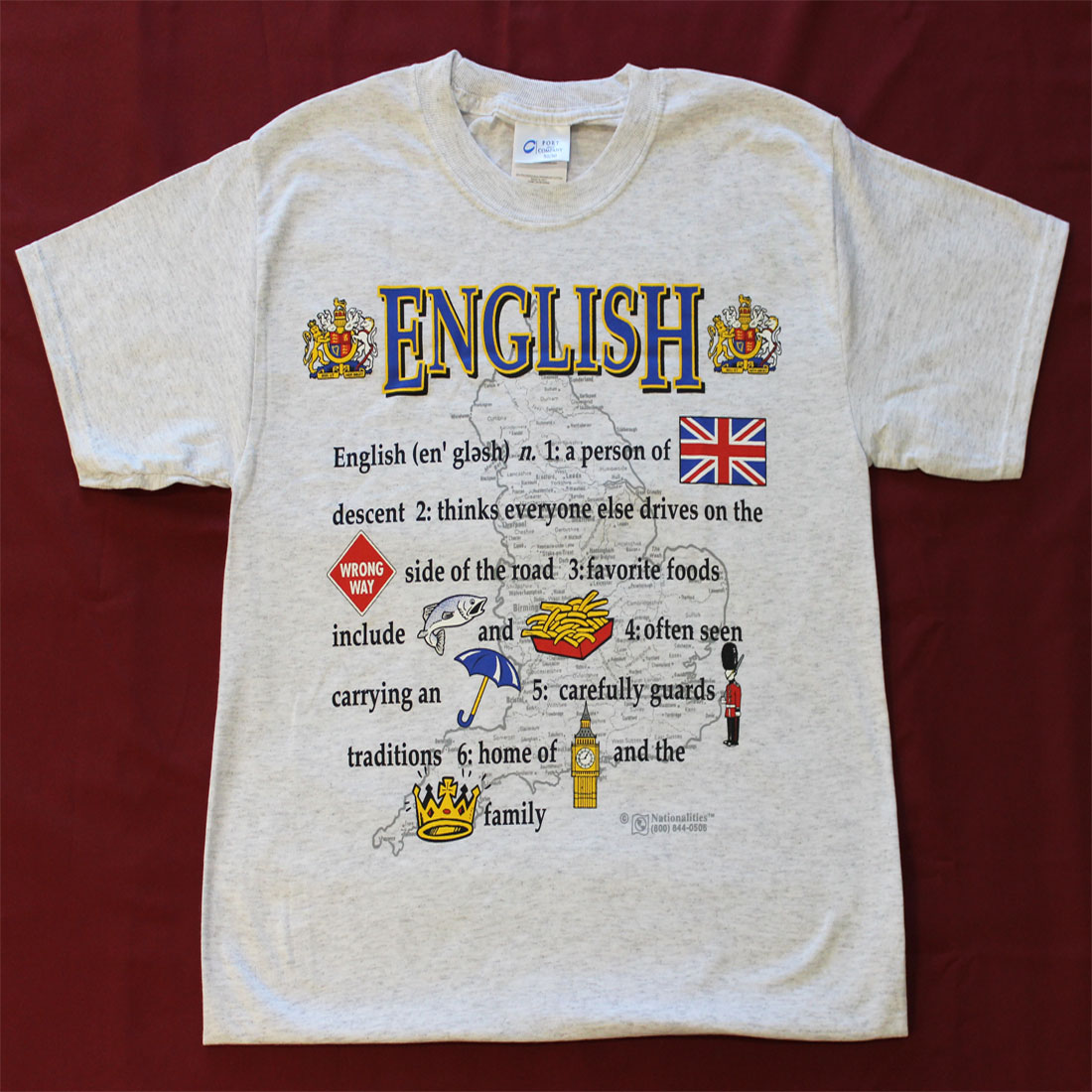 Buy Definition: Buy United Kingdom Definition T-Shirt