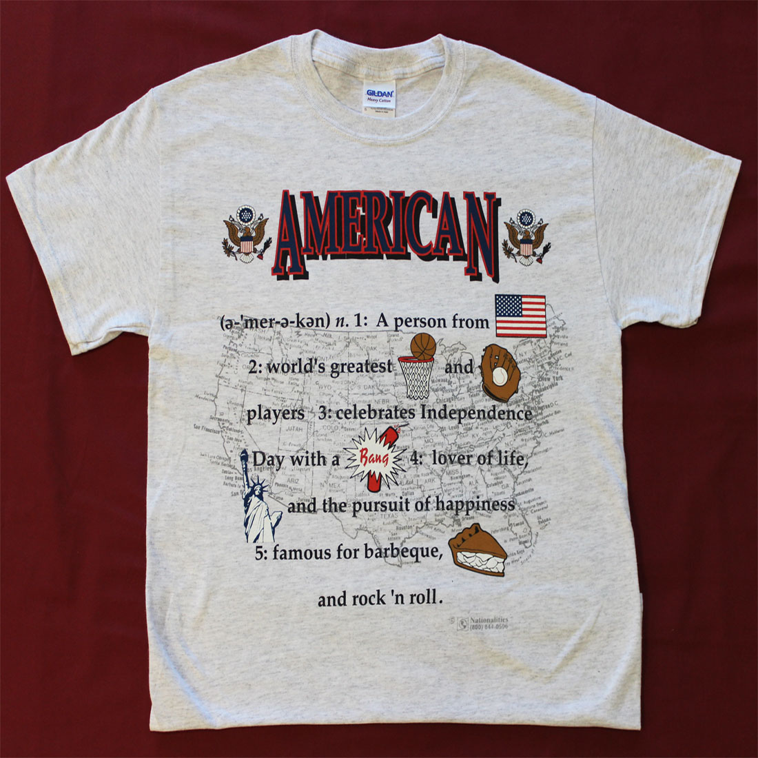 Buy Definition: Buy USA Definition T-Shirt