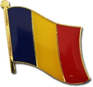 Buy Chad Flag Lapel Pin Flagline - Chad flag