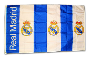 Buy Real Madrid 3 X5 Polyester Flag Flagline