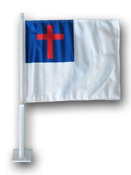 Buy Christian Car Flag Flagline