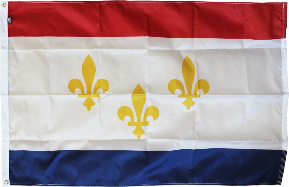 Buy New Orleans - 3'X5' Nylon Flag