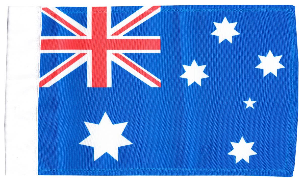 Australia Flags Blank – PhoneNinja