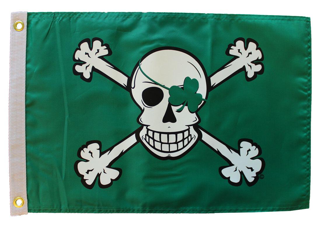Unique Wall Stickers Buy Blarney Bones 12 Quot X18 Quot Pirate Flag Flagline