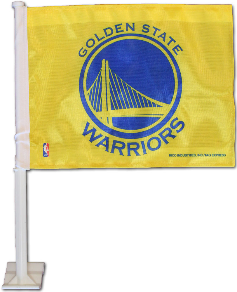 NBA Car Flag