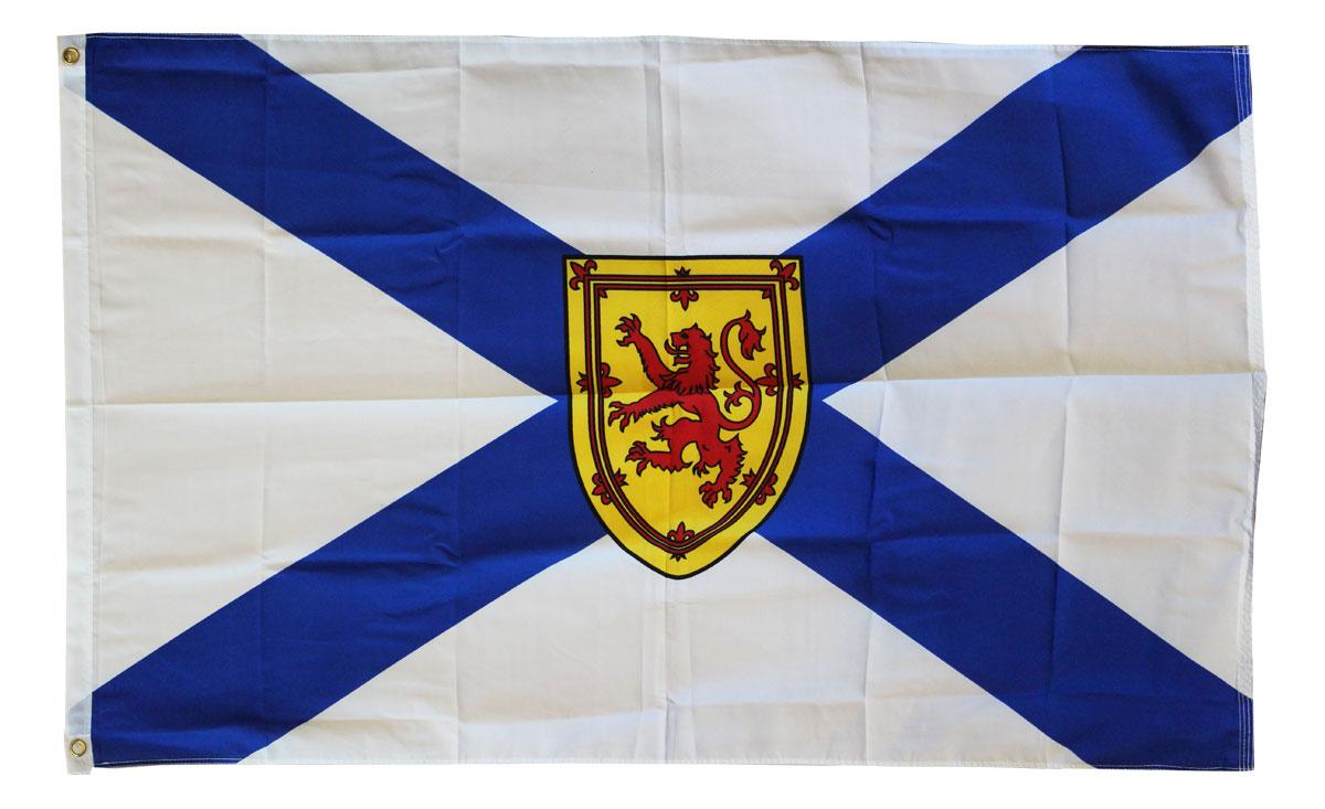 Buy Nova Scotia 3 X5 Polyester Flag Flagline