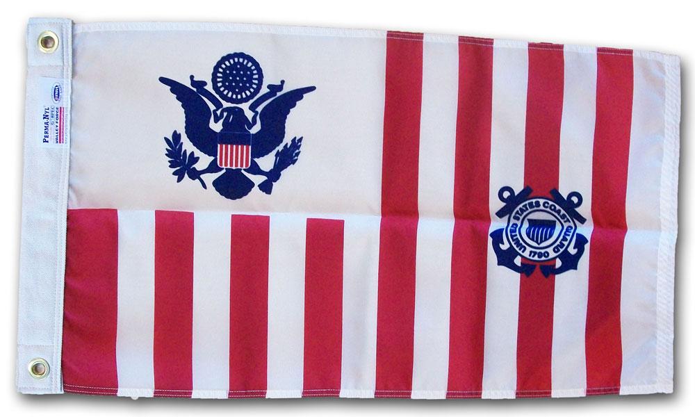 Buy Coast Guard Ensign 30 Quot X48 Quot G Spec Flag Flagline