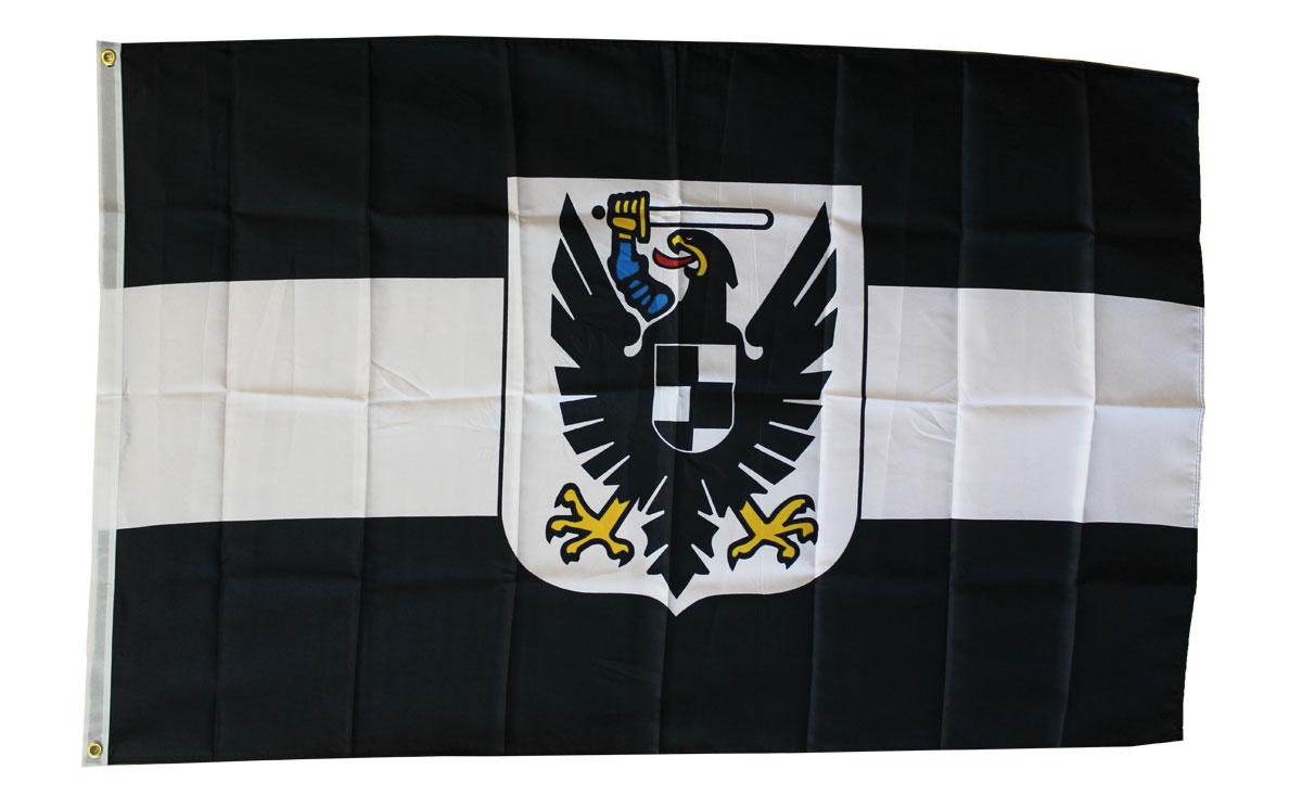 3x5 kingdom of prussia flag germany banner prussian german - 1200×733