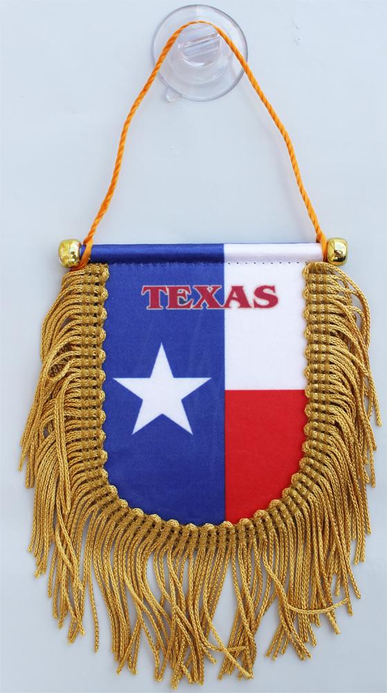 Buy Texas Window Hanging Flag Shield Flagline