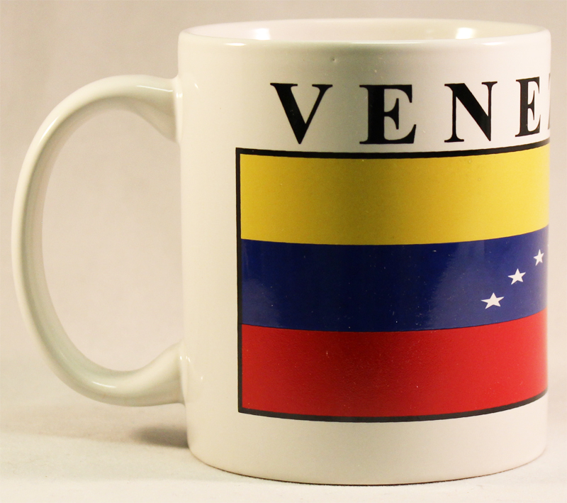 Buy Venezuela Old Coffee Mug Flagline