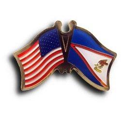 Buy American Samoa Window Hanging Flag  Flagline