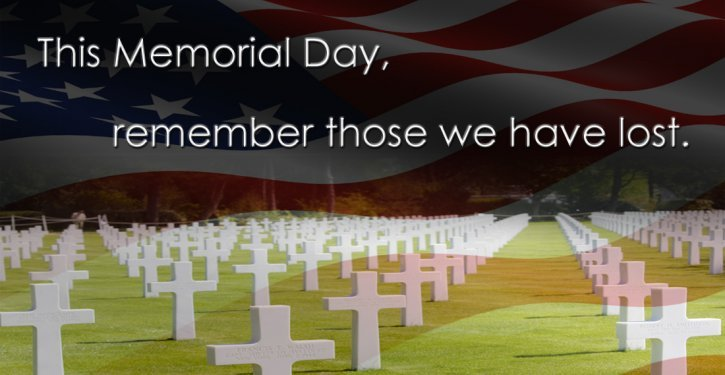 memorial day rememberance