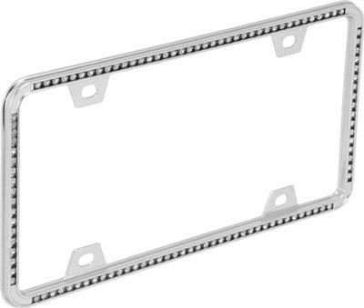 Buy Bell Automotive Chunky Diamond License Plate Frame -. Shop every ...