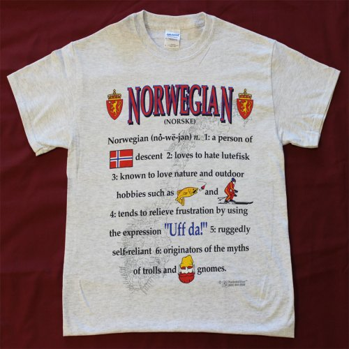 Buy Definition: Buy Norway Definition T-Shirt
