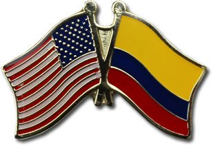 Captivating Ecuador (Civil) Friendship Pin