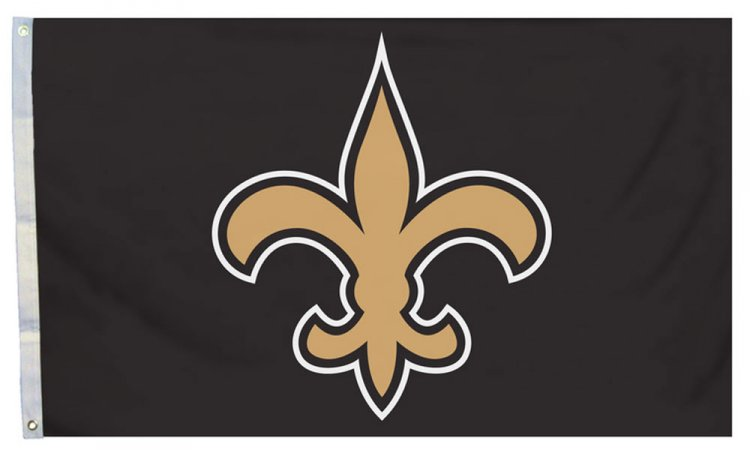 New Orleans Saints Flagline