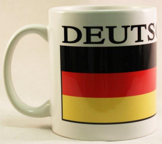 Buy Germany Coffee Mug Deutschland Flagline